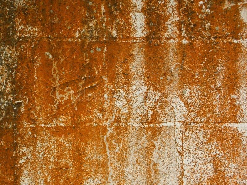 Rauer Rusty Stone Wall lizenzfreie stockfotos