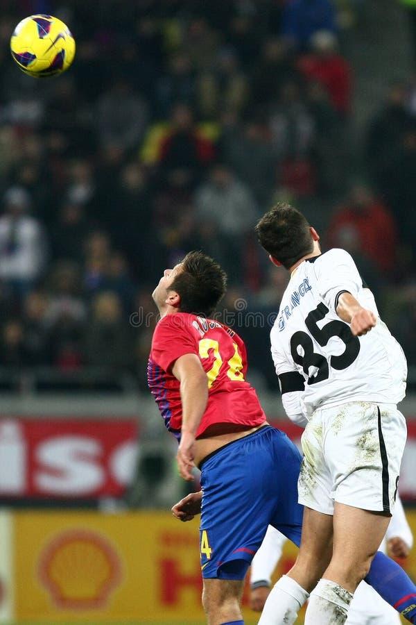 Download FC Steaua Bucharest- FC Gaz Metan Medias Editorial Image - Image: 30038200