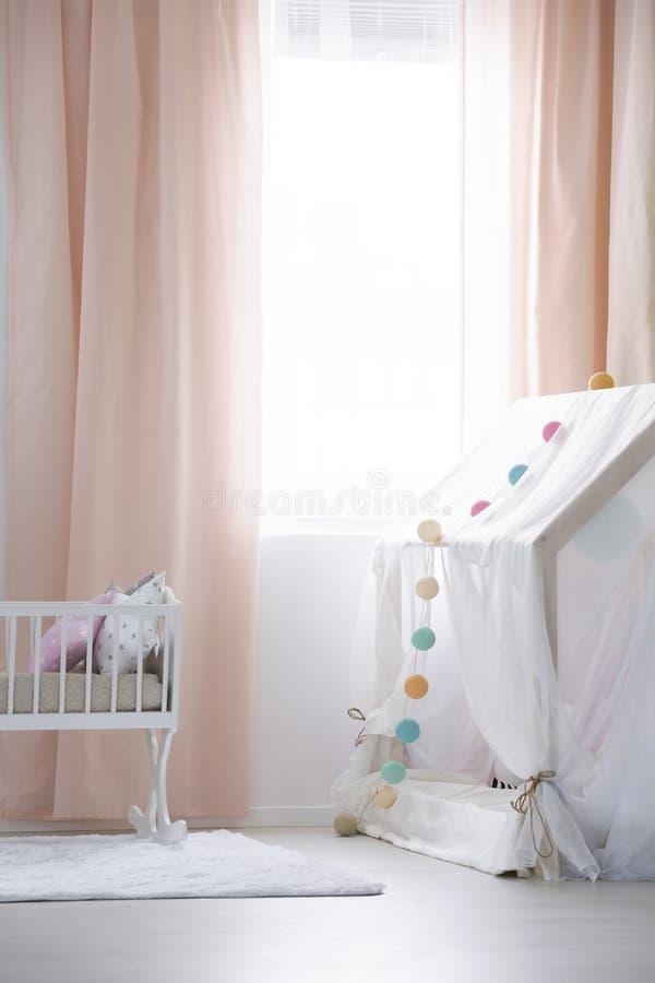 Raum für Kinder lizenzfreie stockbilder
