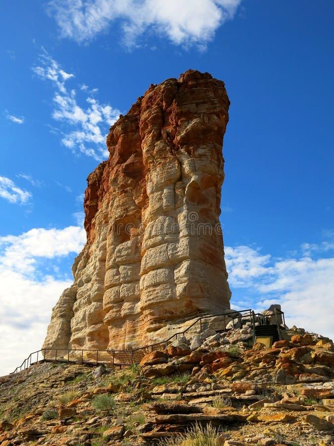 Raum-Pfosten, Nordterritorium, Australien lizenzfreies stockfoto