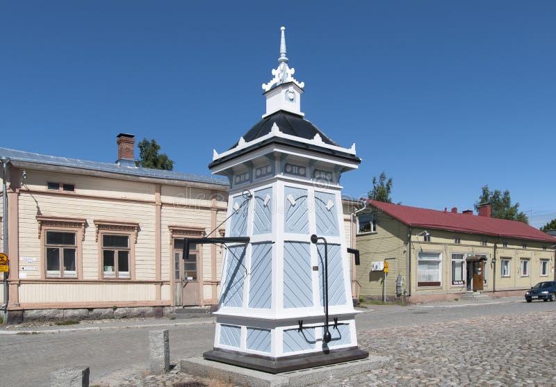Rauma. Finlandia zdjęcie royalty free