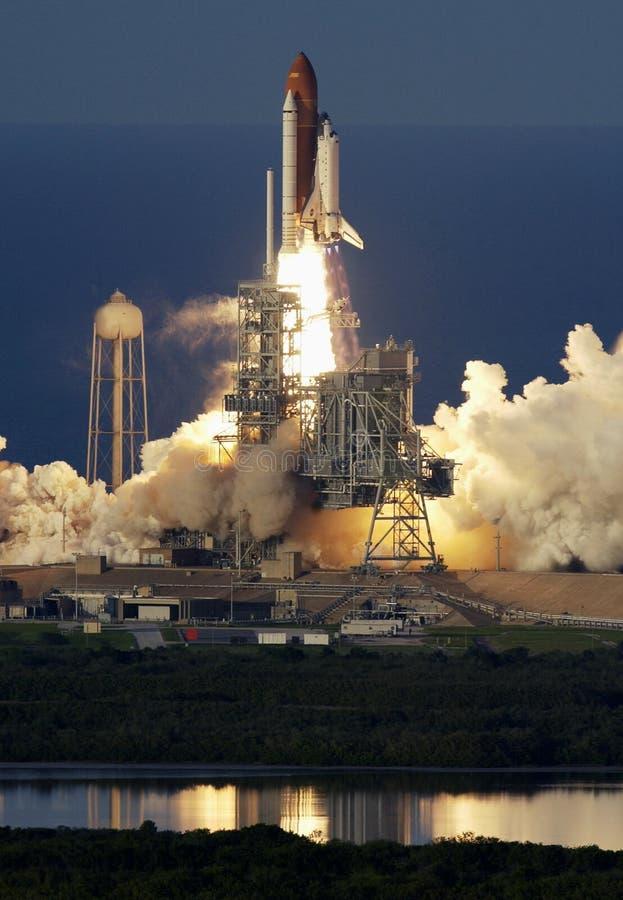 Raumfähre lizenzfreies stockbild