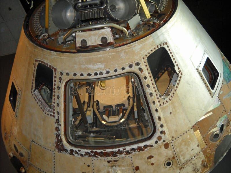 Raumhandwerksmodul lizenzfreies stockbild