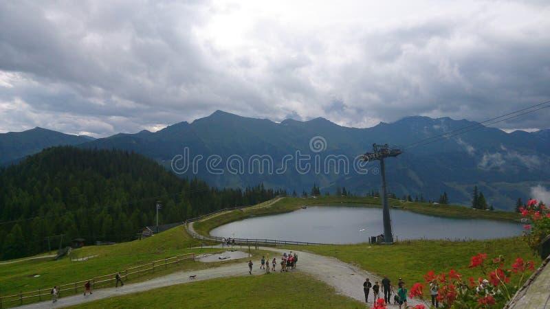 Rauris Austria fotografia stock libera da diritti