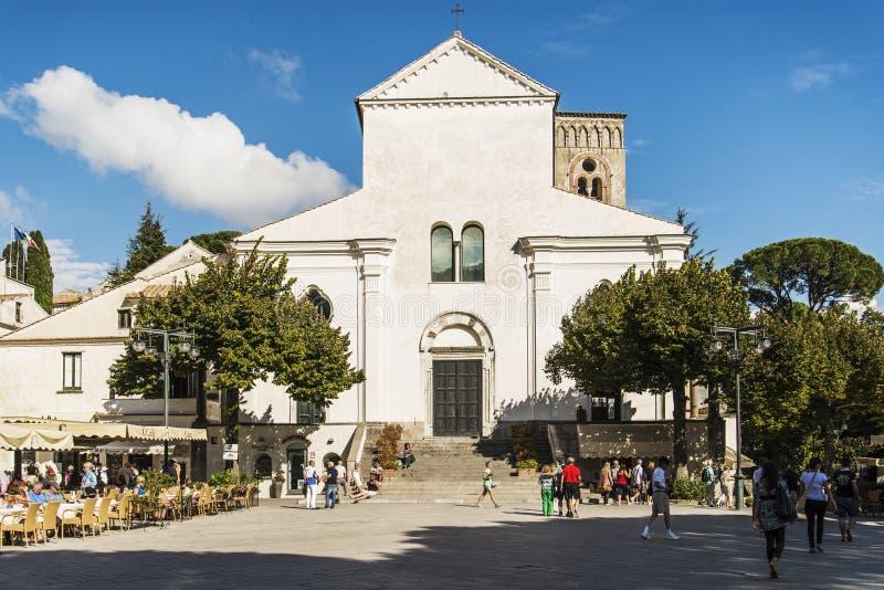 Ravello Duomo royalty-vrije stock fotografie