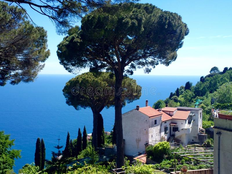 Ravello, Italy royalty free stock images
