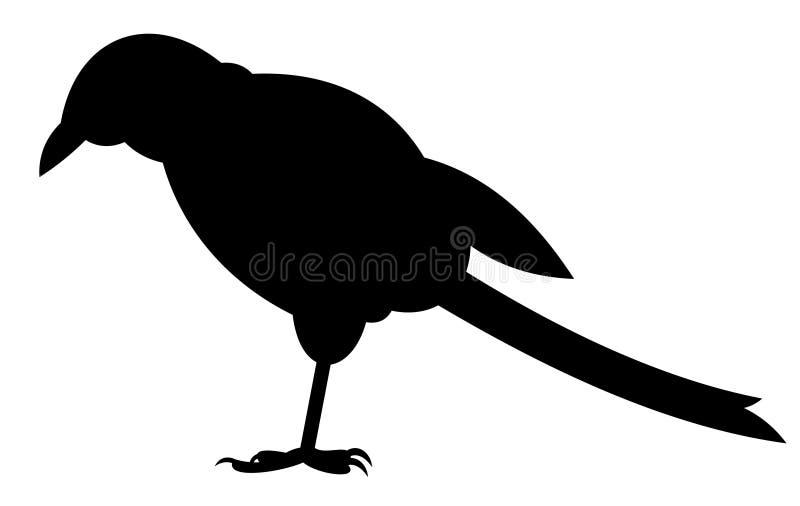 Download Raven stock vector. Illustration of full, black, outline - 11797105