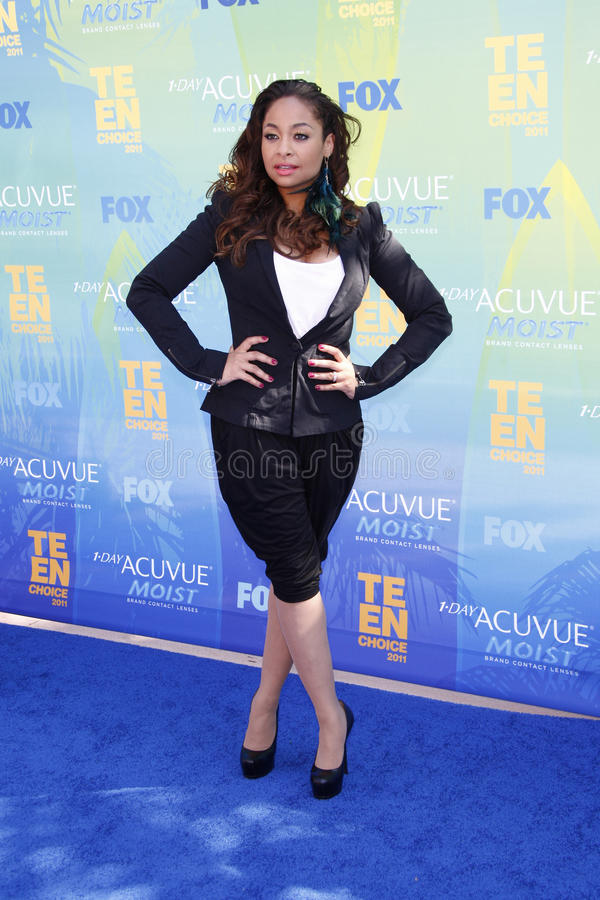Download Raven Symone editorial image. Image of gibson, awards - 23341990