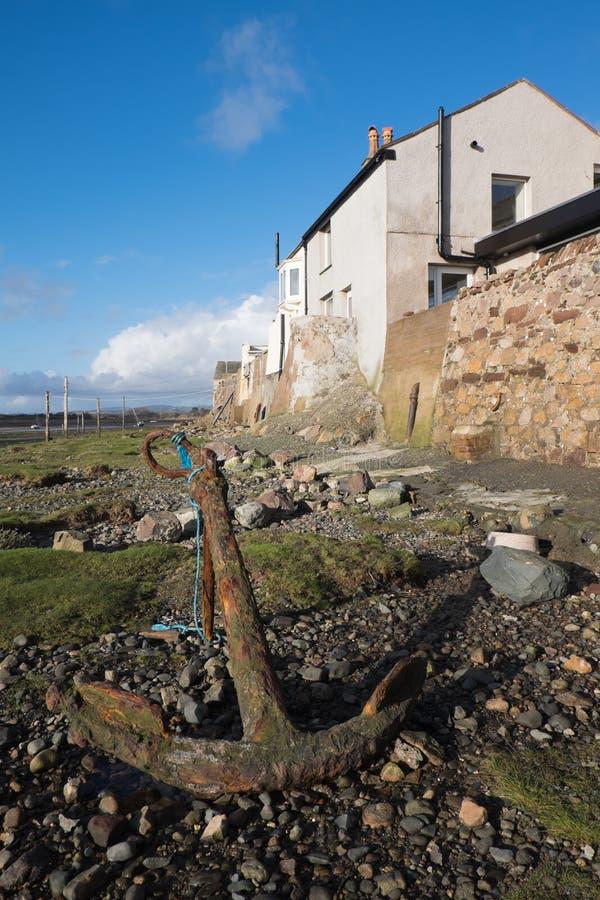 Ravenglass Cumbria стоковое фото