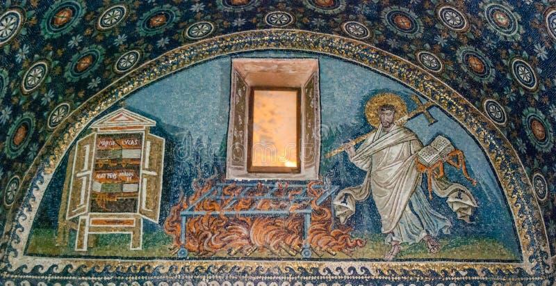 Ravenna fotografie stock libere da diritti