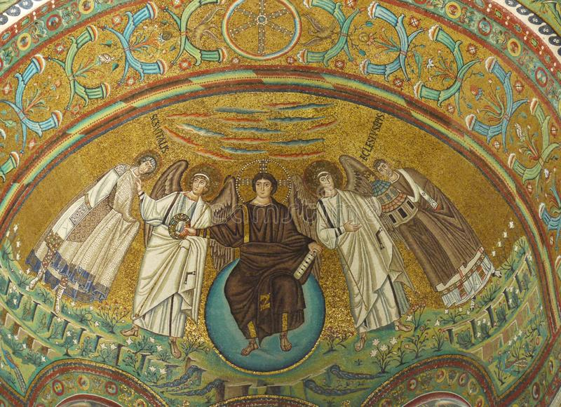 Ravenna in Italië royalty-vrije stock afbeelding