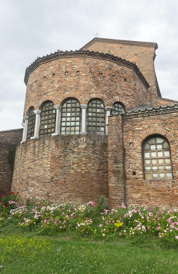 Ravenna (Włochy) zdjęcie royalty free