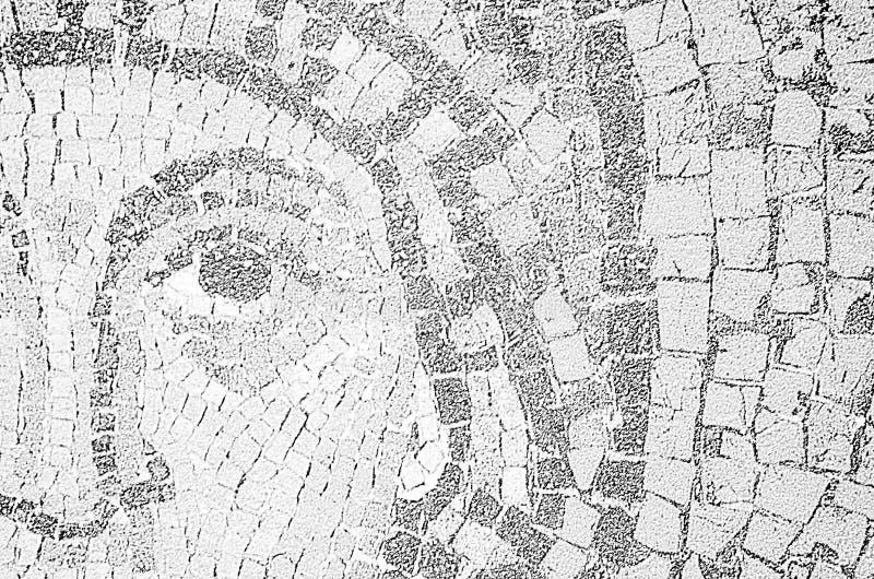 Ravenna, Włochy lat Bizantyjskie mozaiki od UNESCO spisywał bazylikę święty Vitalis w Ravenna, I - 18 2015, 1500 SIERPIEŃ, - royalty ilustracja