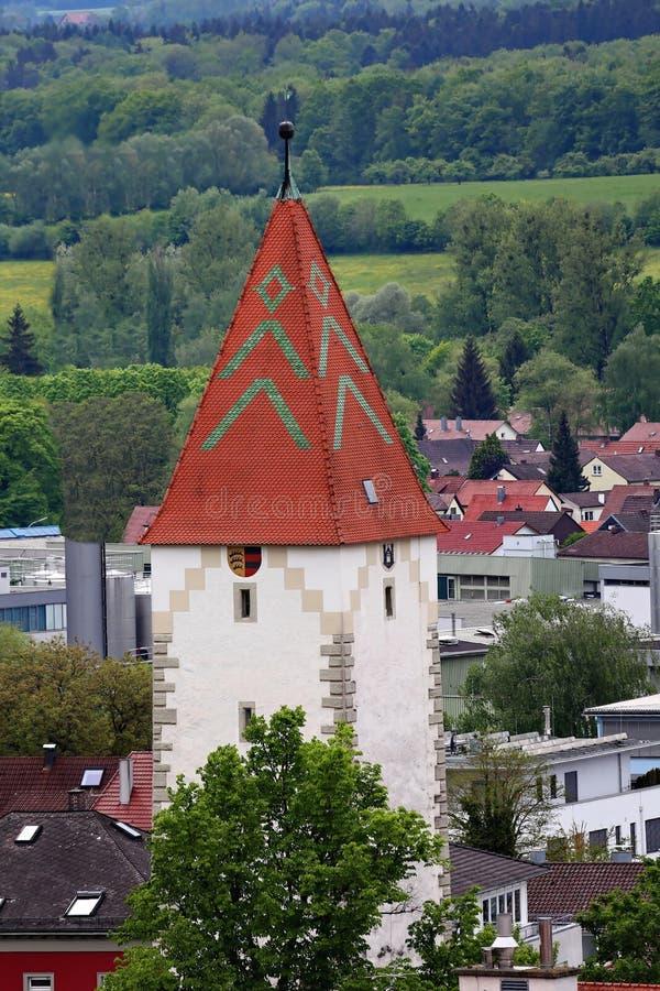 Ravensburg é uma cidade em Alemanha imagens de stock