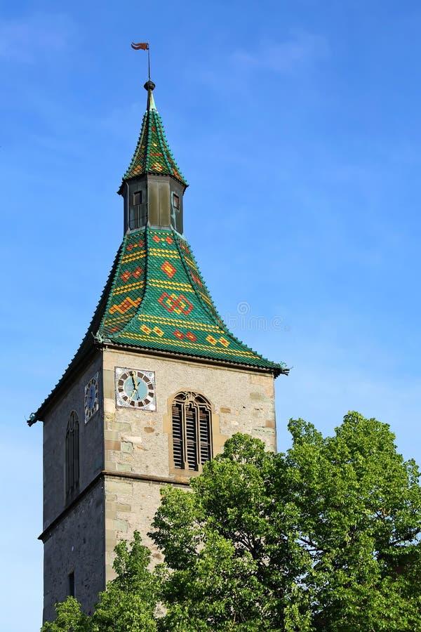 Ravensburg es una ciudad en Alemania foto de archivo