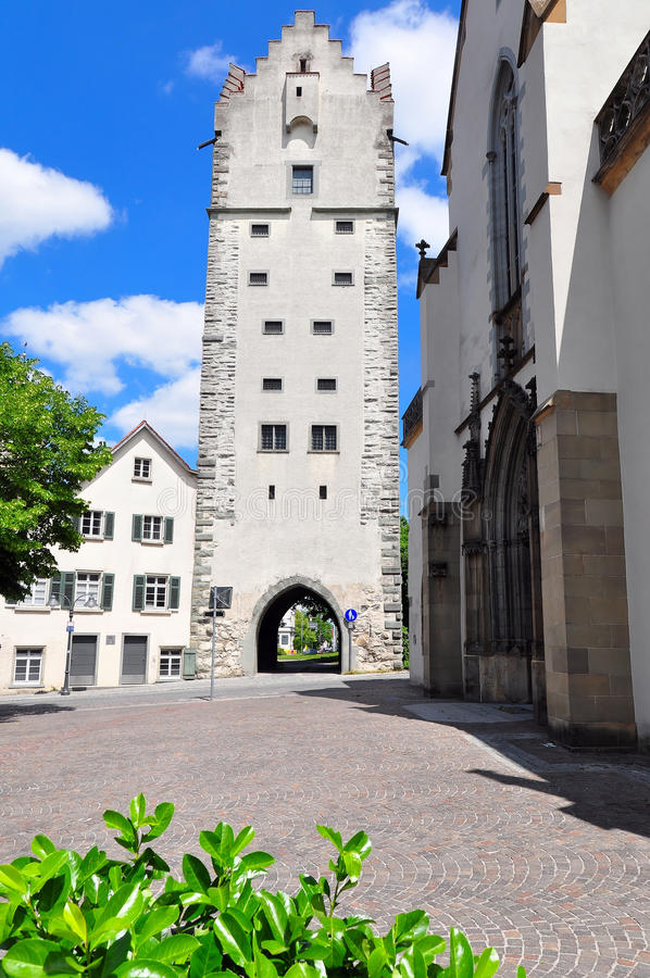 Free Ravensburg Tower Royalty Free Stock Photos - 9775248