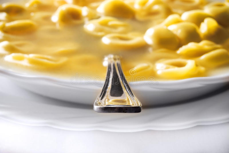 Ravioli pasta royalty free stock photography