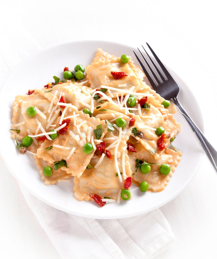 Download Ravioli with pea stock image. Image of cuisine, grated - 20949307