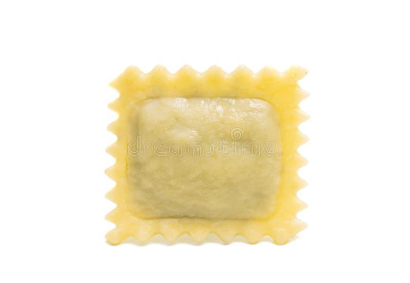 raviolis aislados fotografía de archivo libre de regalías