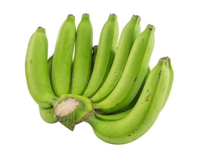 Raw bananas royalty free stock photo