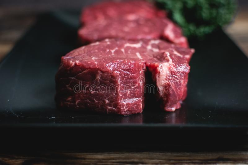 Raw Beef Steaks Side Free Public Domain Cc0 Image