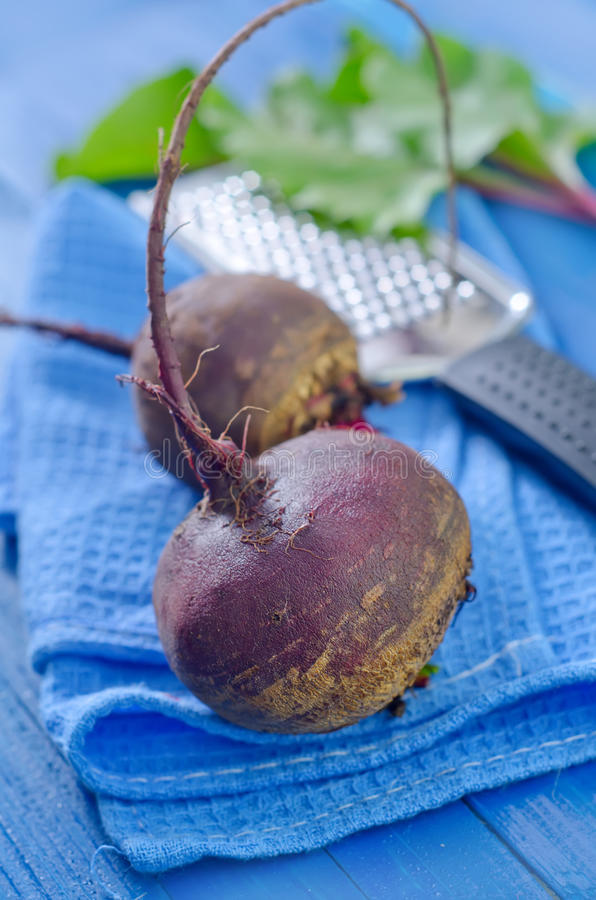 Raw beet royalty free stock images