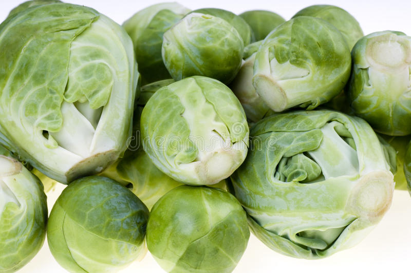Download Raw Brussels stock image. Image of cabbage, sprouts, brussels - 22490461