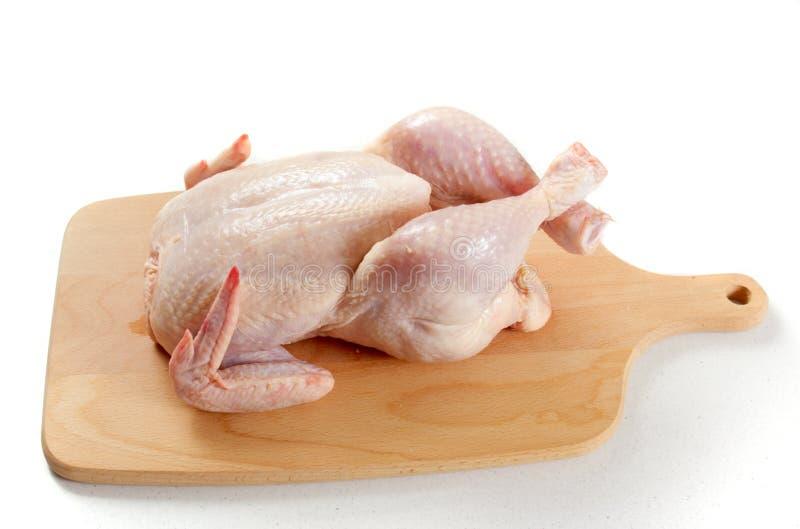 Raw chicken royalty free stock photos