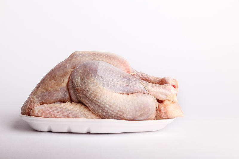 Raw Chicken For Cooking Stock Images