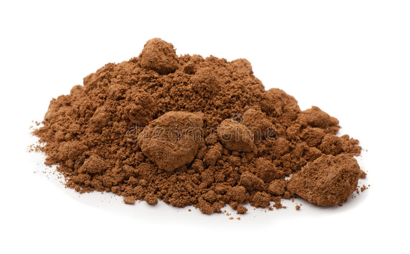 Raw clay royalty free stock image
