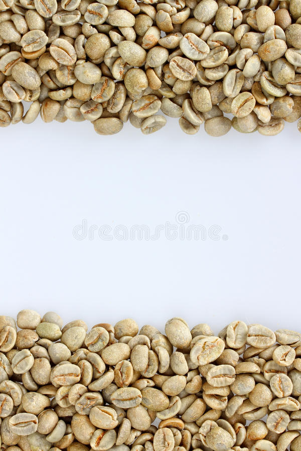 Download Raw coffee beans stock photo. Image of home, brew, roasting - 28539100