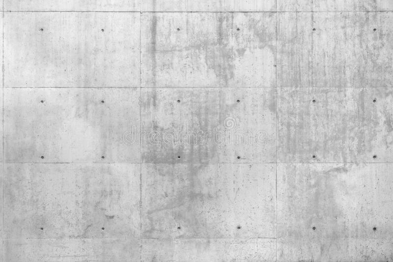 Raw Concrete Beton Wall royalty free stock image