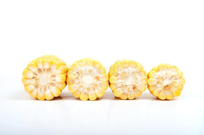 Raw Corn Royalty Free Stock Photography