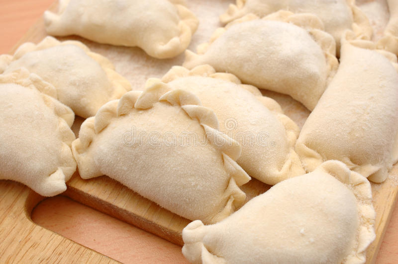 Download Raw Curds (fruit Dumplings). Stock Photo - Image: 11280740
