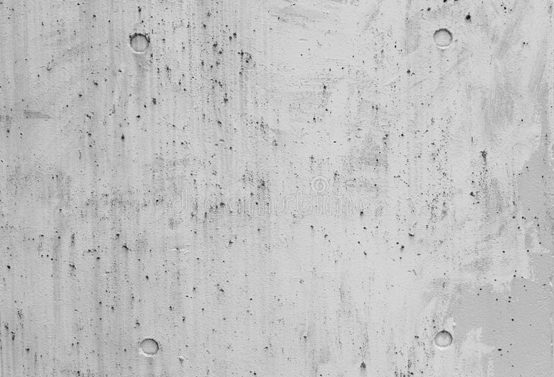 Exposed concrete with pattern texture royalty free stock photo
