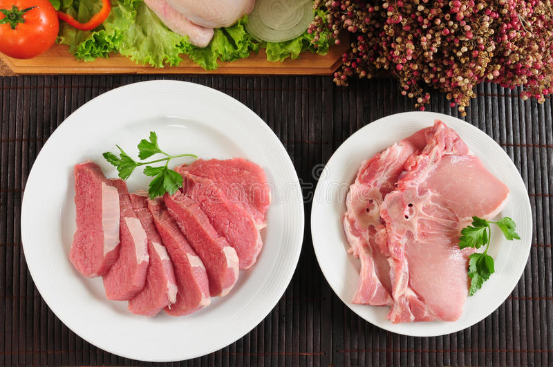 Download Raw Meat Royalty Free Stock Image - Image: 12230806