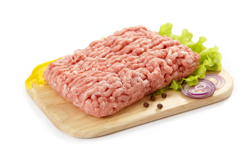 Raw meat stock photography
