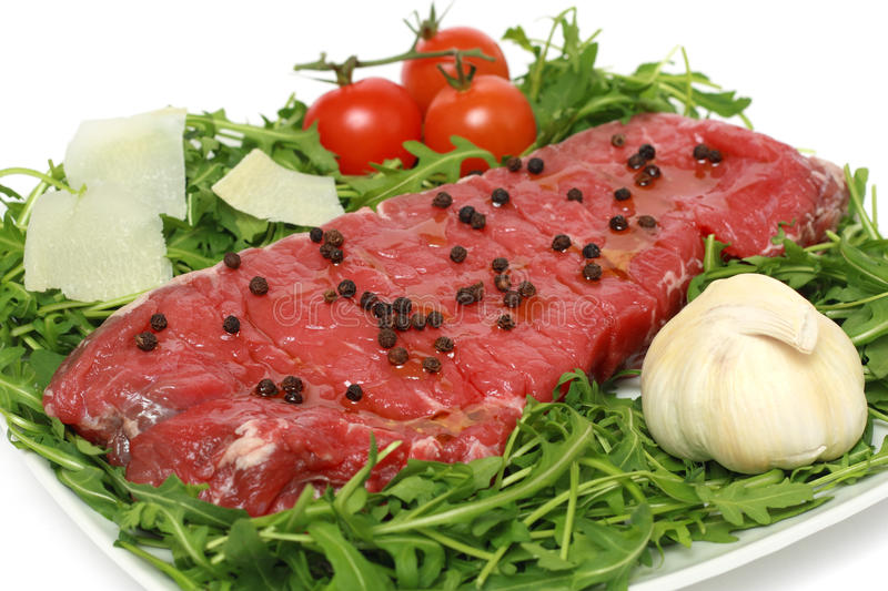 Download Raw Meat Ready For Barbecue Stock Photo - Image: 17748304