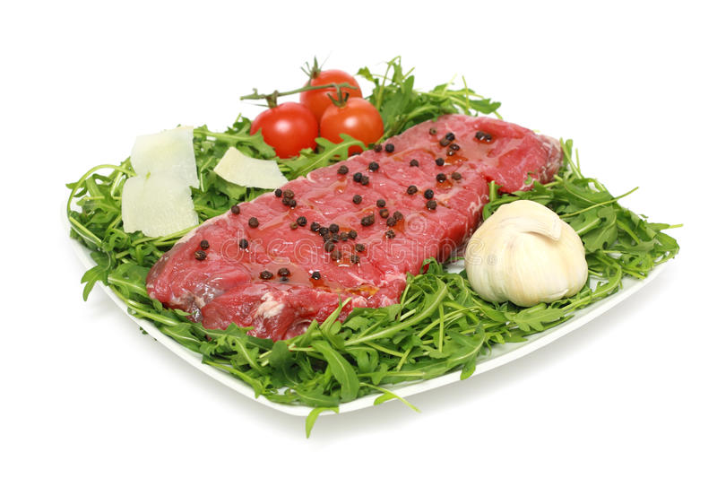Download Raw Meat Ready For Barbecue Stock Image - Image: 17748711