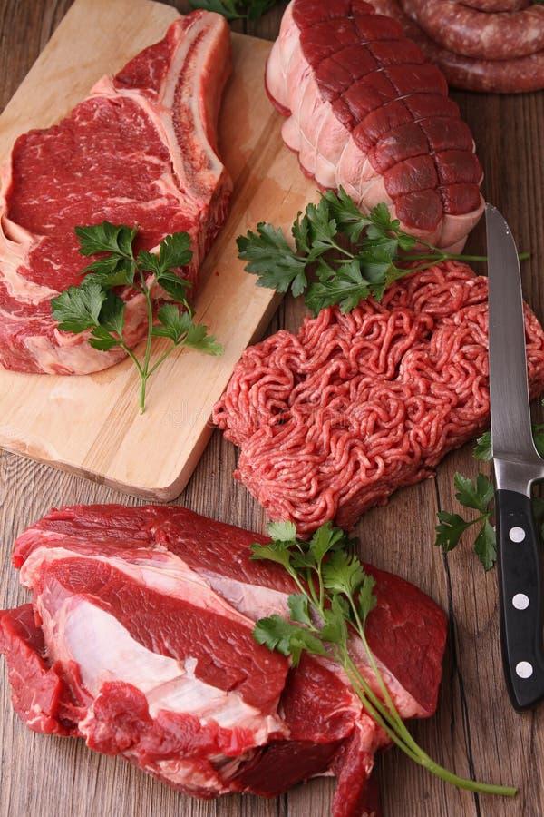 Download Raw meats stock photo. Image of cuisine, roast, steak - 21972760