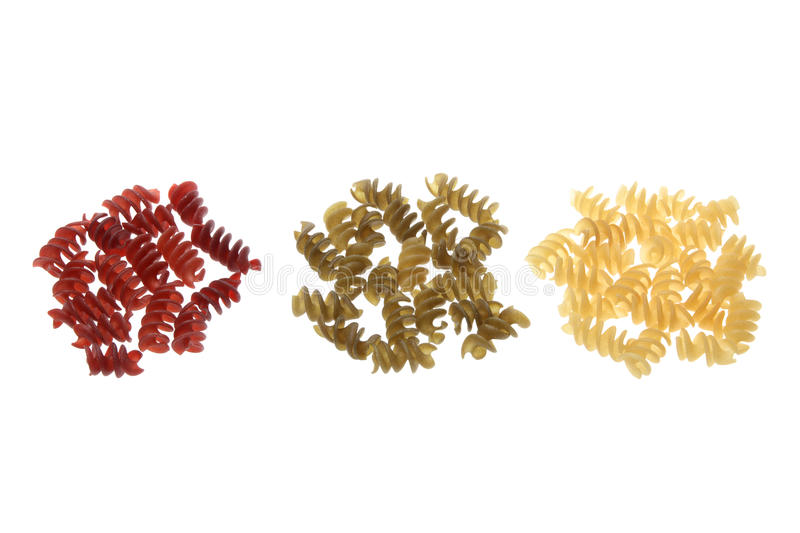 Download Raw Pasta stock photo. Image of isolated, gourmet, color - 18828010