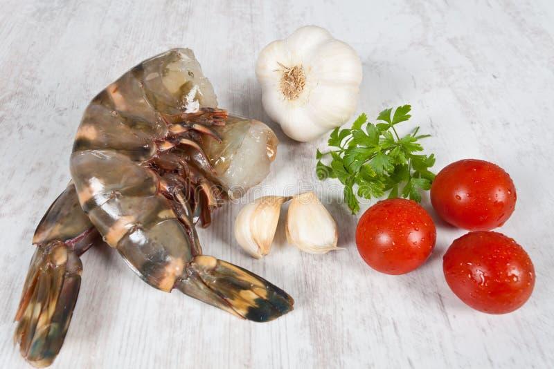 Download Raw prawns tails stock photo. Image of prawn, tails, food - 21738114