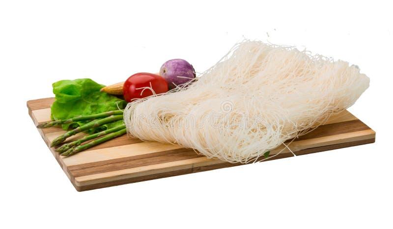 Download Raw rice noodles stock image. Image of brown, ingredient - 39504921
