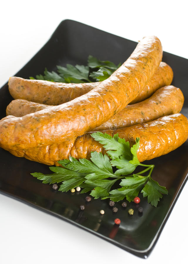 Download Raw Sausages Close Up Royalty Free Stock Photo - Image: 17711075