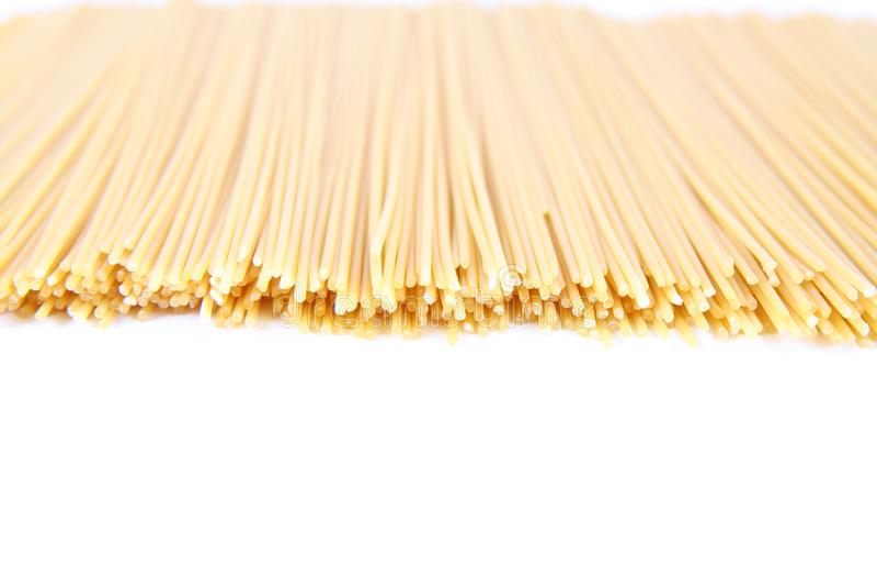 Download Raw spaghetti stock image. Image of mediterranean, diet - 14138391