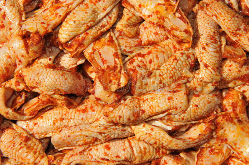 Download Raw Spicy Chicken Wings stock image. Image of pile, freshness - 28819043