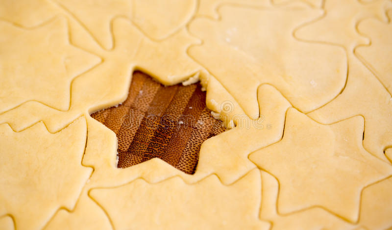 Download Raw star cookie stock image. Image of colour, shape, cutter - 28052657