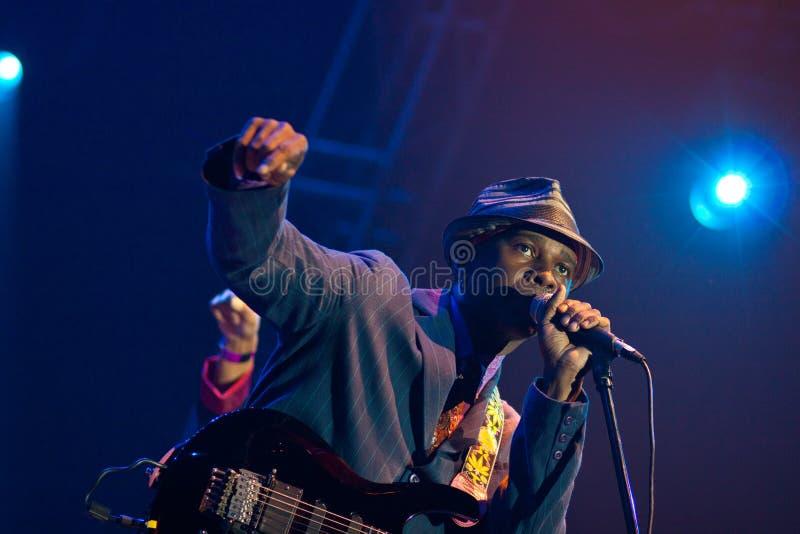 Rawa Blues Festival 2010 Editorial Photo