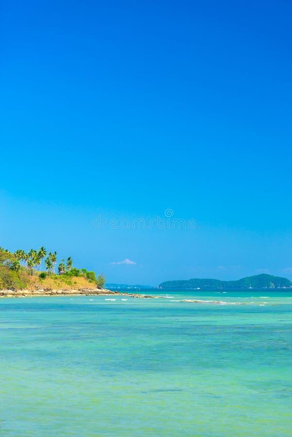Rawai海滩在普吉岛 库存照片
