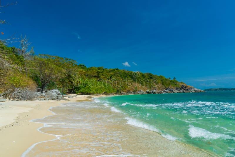 Rawai海滩普吉岛 免版税库存图片